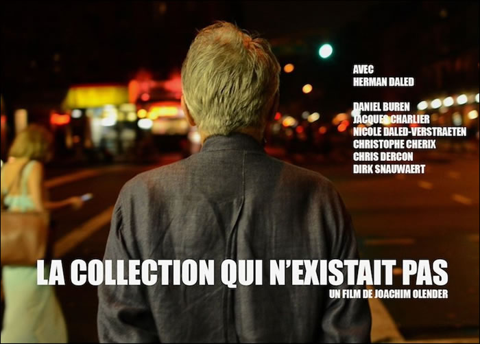 La Collection qui n'existait pas, un film de Joachim Olender