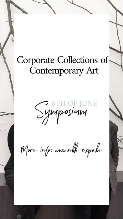 Symposium Corporate collections of contemporary art le 6 juin 2019