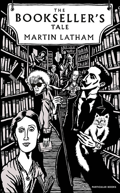 The Bookseller's Tale, de Martin Latham